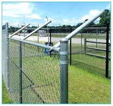 chain link fence post. Unique Chain Post For Chain Link Fences Fence Height Extension  For Chain Link Fence Post 0