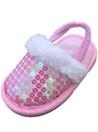 Koala Baby Shoes Size Chart Amazon Com Koala Infant Toddler Girls Pink Sequin