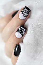 Nailstorming - Saint Valentin / Lace Nail Art [VIDEO TUTORIAL ...