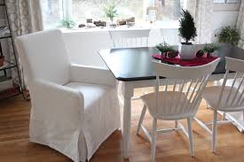charming slipcovers for armed dining room chairs 4