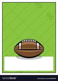 football flyer templates 007 football flyer template free american vector ulyssesroom