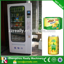 French Fry Vending Machine Beauteous Automatic French Fry Vending Machine With Coin Acceptor RE48A