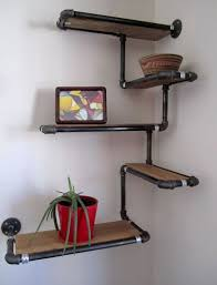 Building Corner Shelves DIY Corner Shelf Designs To Use Every Inch Of The Space 83