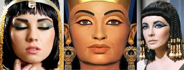 ancient egyptians makeup