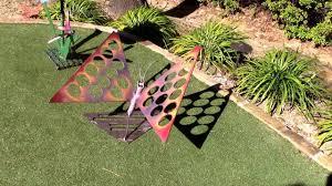 garden art. Recycled Garden Art Ideas Scrap Metal Sculpture Projects By Raymond Guest - YouTube E