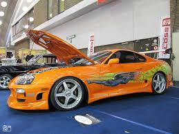 Toyota Supra from the Fast and the Furious. Getting excited for ...