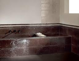 Modern Scale Crocodile Skin Bathroom Tiles Lamp Ornaments