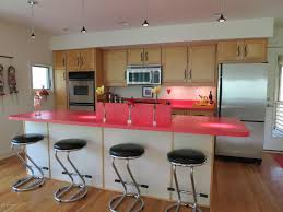 Limestone Floors In Kitchen Contemporary Kitchen With Raised Panel Kitchen Island In