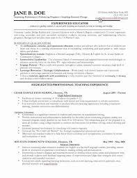 Highschool Resume Template New Free Professional Resume Templates