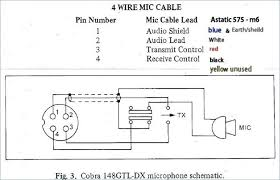 ham radio microphone wiring wiring diagram long