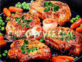 Рецепты из свиного эскалопа в духовке