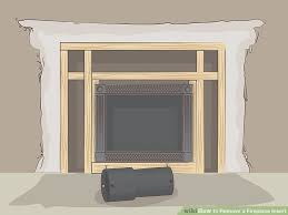image titled remove a fireplace insert step 3