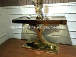 black half circle accent table round stylish with best moon hobby lobby kitchen inspiring tables suppliers
