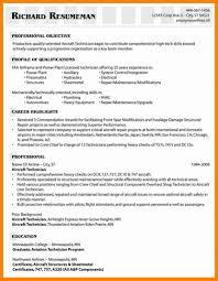 Generator Repair Sample Resume Mechanic Resume Example 100 Generator Repair Sample Usps Job 29