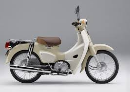 2018 honda 50. contemporary 2018 2018 honda super cub 50 and 110 production moves to japan with led lights on honda