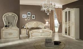 Schlafzimmer Christina In Beige Gold Klassisch Design 7 Teilig Mit