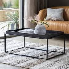 forden wooden tray coffee table in