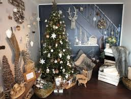 Grey Christmas Tree House Of Fraser Christmas Collection The Pigeon Pair And Me