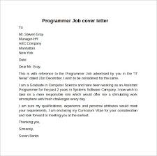 Example Of An Cover Letter For A Job      Sample Application Pdf Art  Resumed