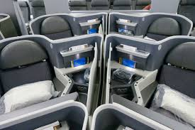 American Airlines 777 200 Business Class Overview Point