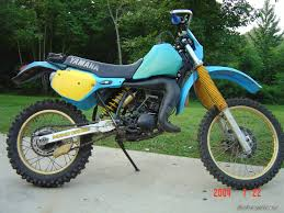 yamaha it. 1986 yamaha it 200 motorcycle photo it