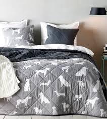dog print bedding2