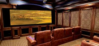 custom home theater.  Home Custom Home Theaters And Media Rooms With Theater
