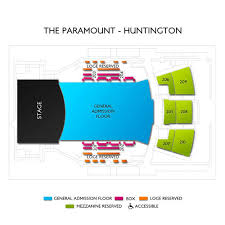 The Paramount Huntington Tickets