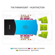 The Paramount Huntington Tickets