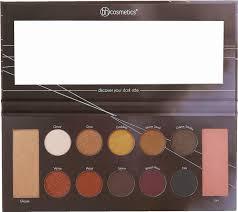 bh cosmetics lidschattenpalette mrs bella the dark side 14 g dauerhaft günstig kaufen dm de
