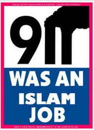 Image result for Anti Islamic Propaganda after 9/11/01