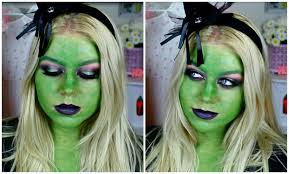wicked witch makeup clic green witch makeup 2016