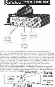 cobra cb radio wiring diagram columbus personal training school