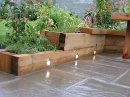 small raised garden beds with small