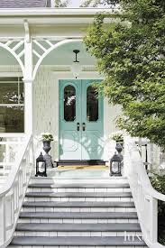 Turquoise antique victorian door julie carabello