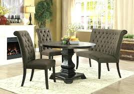 black wood kitchen table chairs dark dining room with white and uk round set furniture drop
