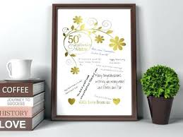50th anniversary gift ideas for indian couple wedding couples baskets new good decorating agree