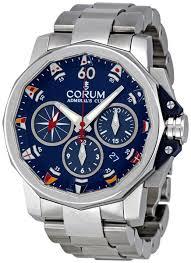 corum admirals cup challenge chronograph men s watch corum admirals cup challenge chronograph men s watch 75369320v701ab92