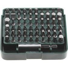 <b>Набор бит</b> Kraftool 61шт Cr-V (26140-H61) купить по низкой цене ...