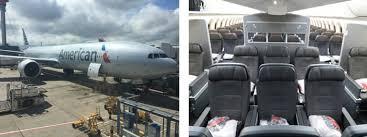 American Airlines 777 300er Premium Economy Cabin Revealed