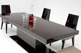 b131t modern ebony lacquer dining table lacquer furniture modern n90 modern