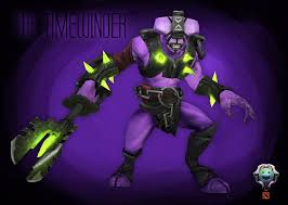 dota2 faceless void timewinder polycount