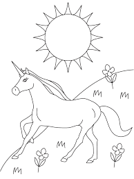 Baby unicorn coloring pages printable. Free Printable Unicorn Coloring Pages Parents