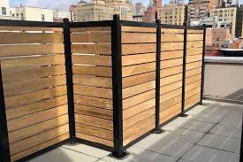 how to build a horizontal slat fence