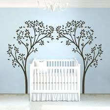 white tree sticker nursery nursery tree stickers nursery stickers nursery white tree wall stickers