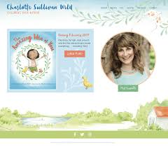 Book Author Website Design 2018 Websites For Picture Book Authors Websy Daisy Austin