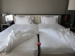 Italian Bed Size Chart I Dont Understand European Hotel Twin Beds One Mile At A
