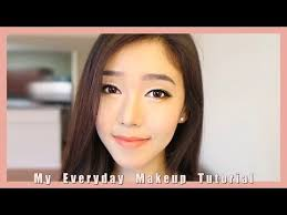 my everyday makeup tutorial