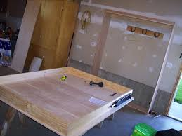 DIY Murphy bed Plans with Desk DIY Murphy bed Plans with Table