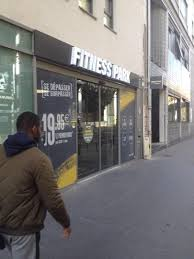 fitness park paris chevaleret report